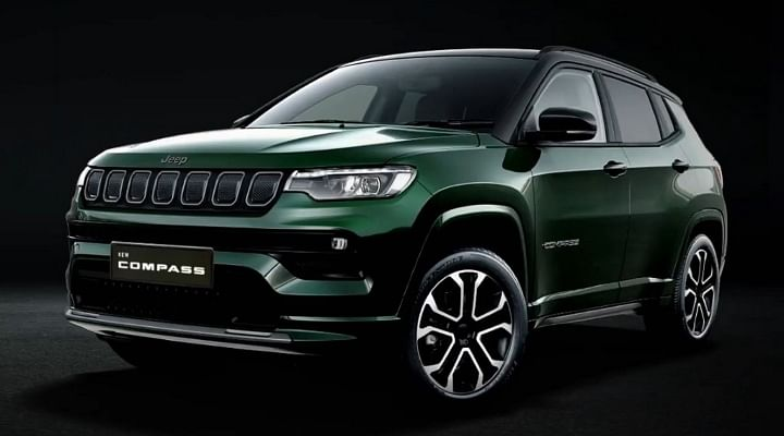 2021 Jeep Compass Facelift Bookings Open