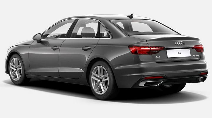 New Audi A4 BS6 First Look Review