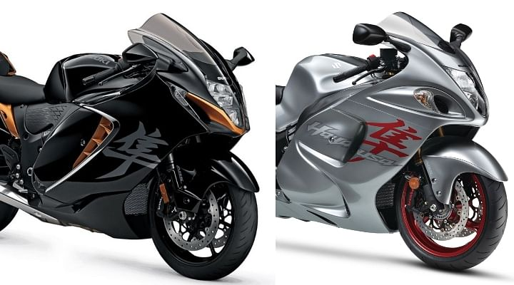 New vs Old Suzuki Hayabusa in Images; New Busa's India Launch Very Soon - Bookings Open