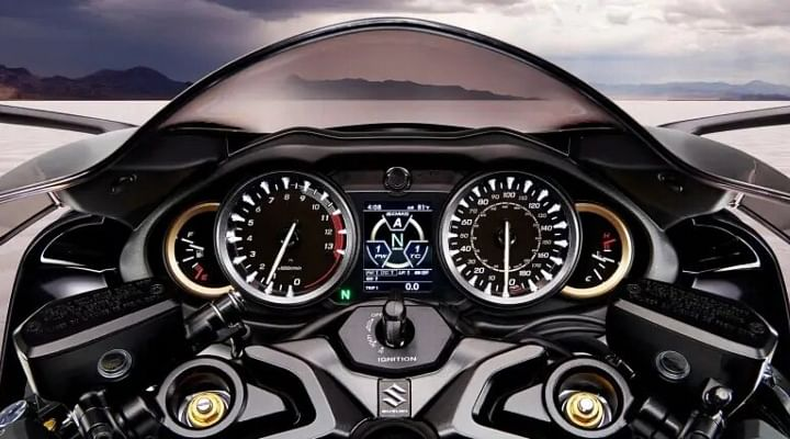 2021 Suzuki Hayabusa Price in India