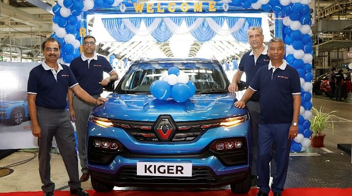 Renault Kiger India Launch On 15th February - Bookings Open; Production Begins