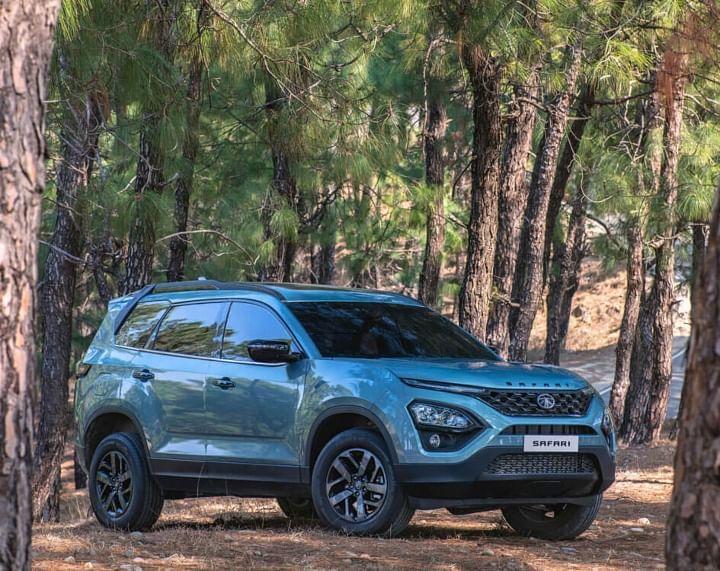 Tata Safari vs Mahindra XUV 500