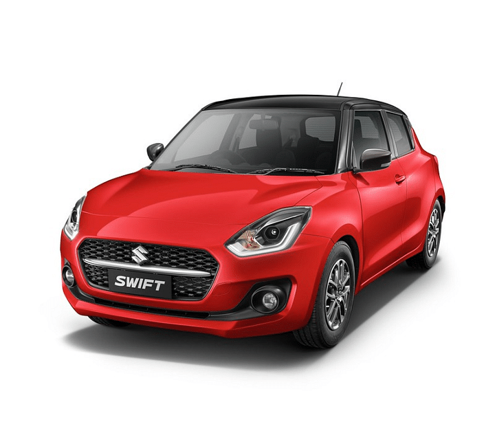 2021 Maruti Swift First Look Review Image