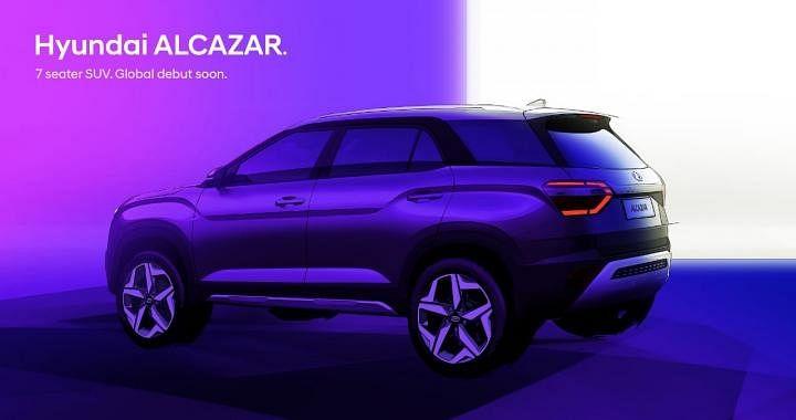 2021 Hyundai Alcazar Image