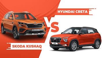 skoda kushaq vs hyundai creta service cost comparison