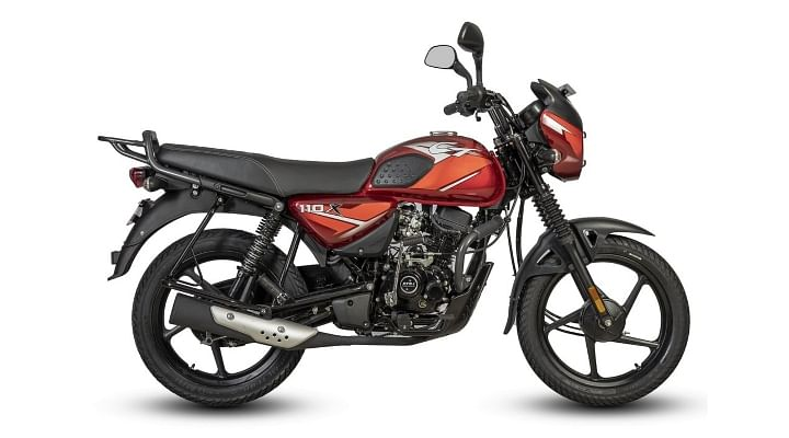 Bajaj CT 110X Price
