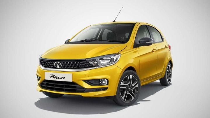 Tata Tiago Victory Yellow Image