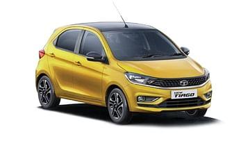 Upcoming CNG cars in India - Tata Tiago