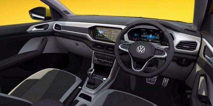 Volkswagen Taigun Interiors Image