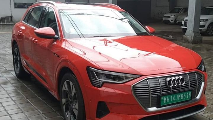 Audi e-tron India Launch On This Date