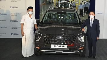 Hyundai India Rolled Out 10 Millionth Car