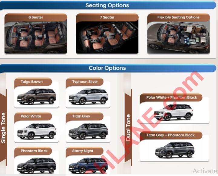 Hyundai Alcazar Brochure Launch Image
