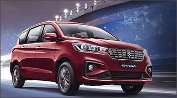 Upcoming Cars in India 2021-2022 - Maruti Ertiga