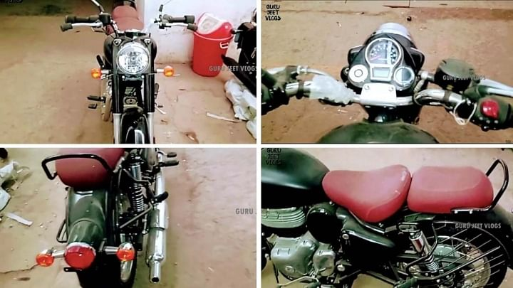 2021 Royal Enfield Classic 350 BS6