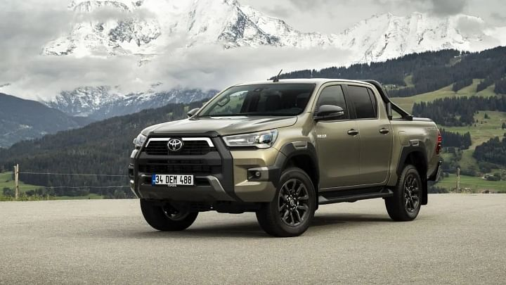 Upcoming Toyota Hilux Pictures Image