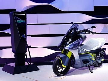 Yamaha electric two wheelers India