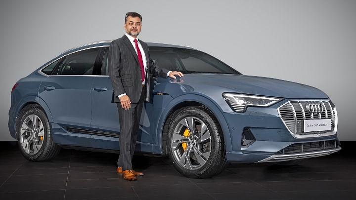 Audi e-tron Price in India