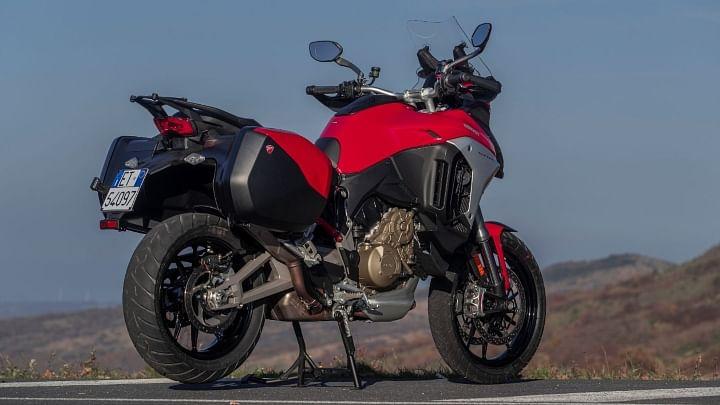 Ducati Multistrada V4 Price in India