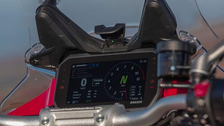Ducati Multistrada V4 Features