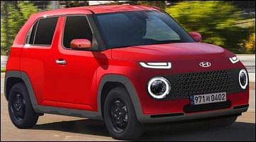 upcoming cars in India 2021-2022 - Hyundai Casper