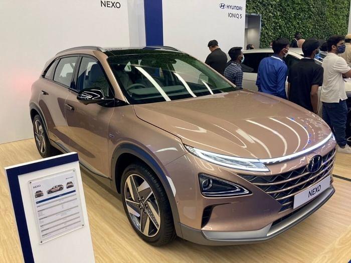 Hyundai Nexo and Ioniq 5