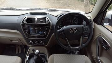 Mahindra Bolero Neo Cockpit