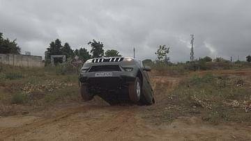 Mahindra Bolero Neo MTT Jump