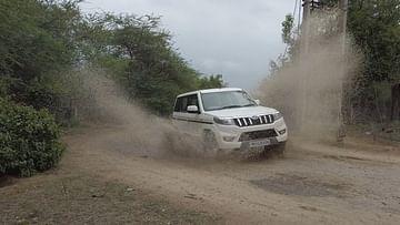 Mahindra Bolero Neo Puddle Splash 2