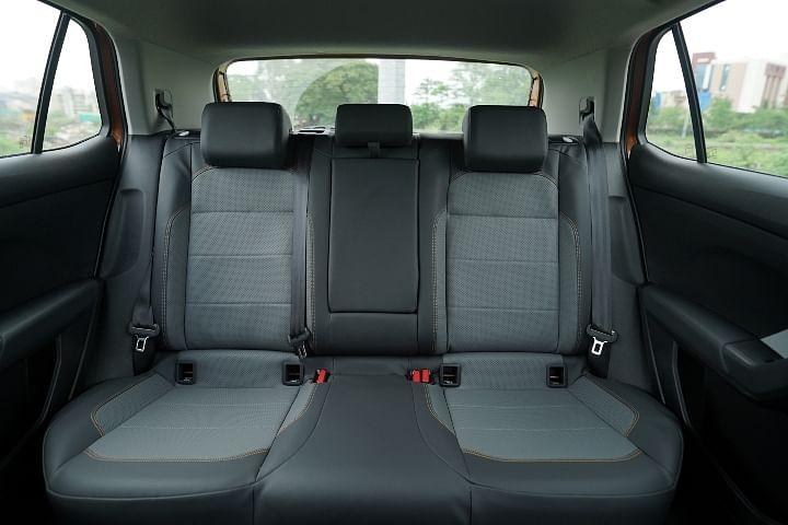 Skoda Kushaq Rear Seat