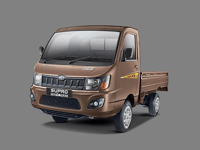 Mahindra Supro Profit Truck front view