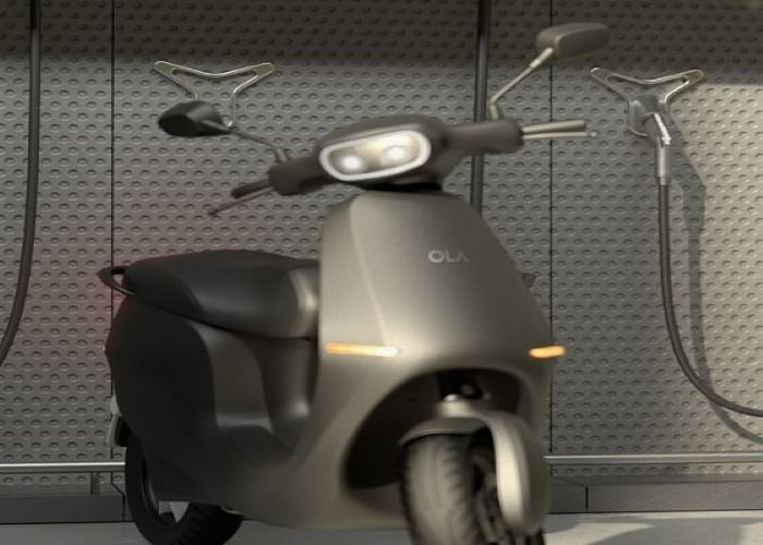 Ola electric scooter book