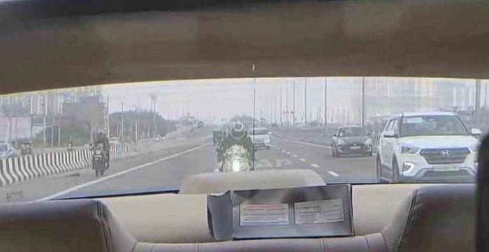 Yamaha R15 V4 India LED headlights