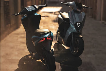 Simple One Electric Scooter