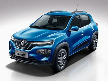 upcoming cars in India 2021-2022 - renault-kz-e-front-three-quarters