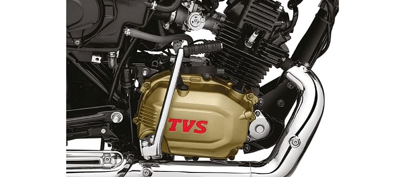 TVS Radeon Engine Performance and Mileage
