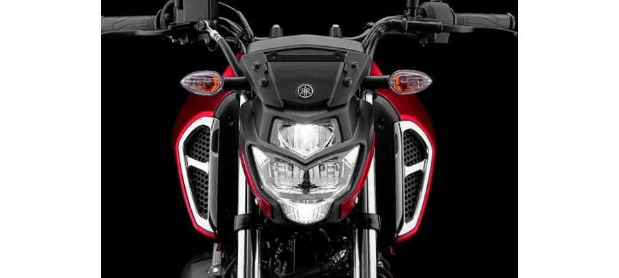 Yamaha FZS FI BS6 Looks and Colour Options