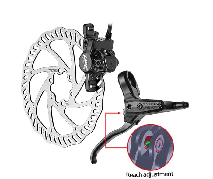 Hydraulic Vs Mechanical Bicycle Disc Brakes