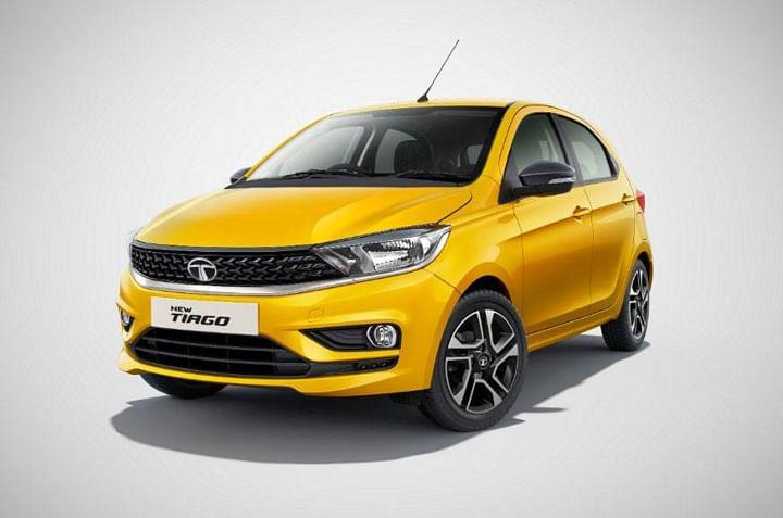Tata Tiago Tigor Puncture Repair Kit Top Variants Image