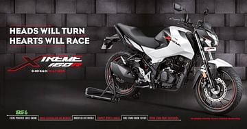 hero xtreme 160r bs6 price in india upcoming bs6 bikes in india