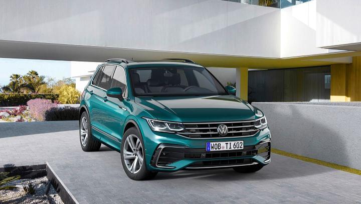2021 Volkswagen Tiguan Revealed - India Launch Next Year?