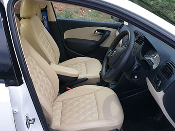 Skoda Rapid Rider modified interiors