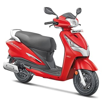 Scooters with Bluetooth Connectivity in India