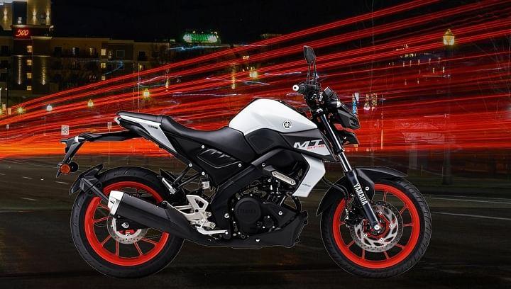 Yamaha MT 15 Colours India