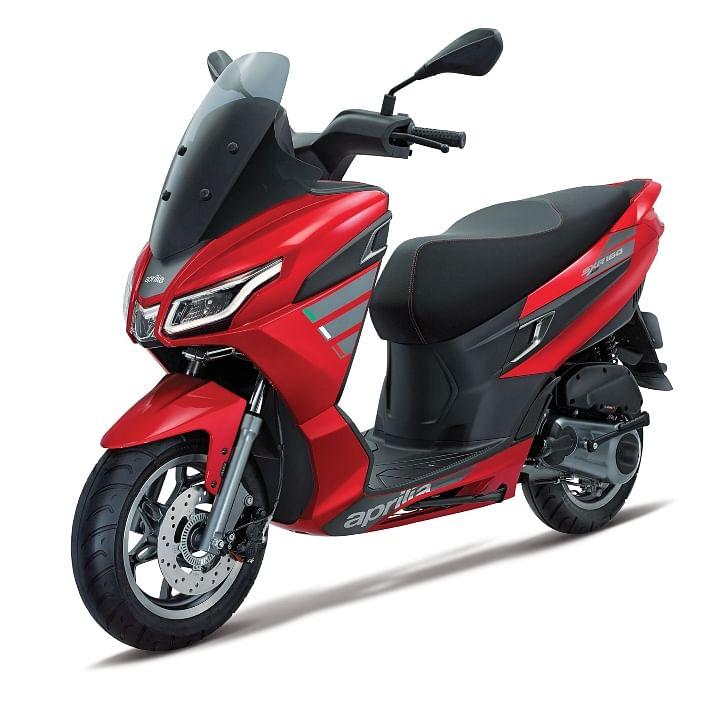 2021 Aprilia SXR 125 BS6 Price in India