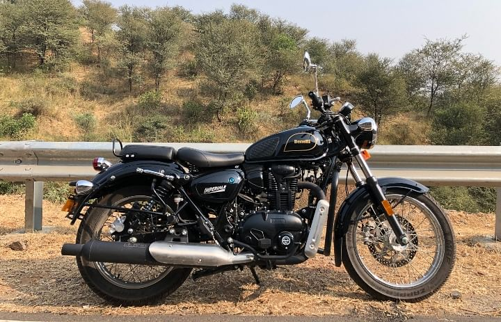 Benelli Imperiale 400 BS6 Review