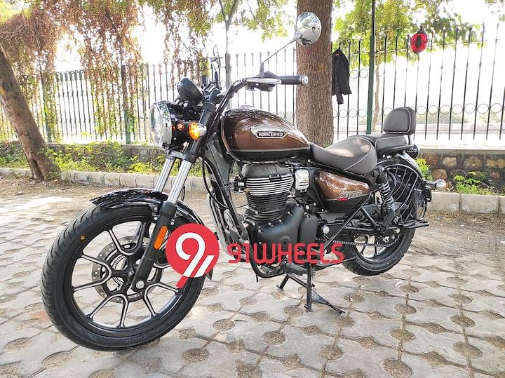 2020 Royal Enfield Meteor 350 BS6 Accessories with Their Prices