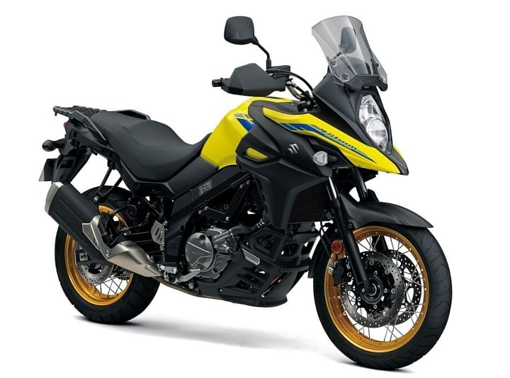 BS-VI compliant Suzuki V-Strom 650XT launched: Rs. 8.84 lakh