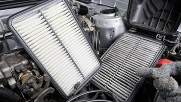 Conditions To Note For Air Filter Replacement In Your Car And Its Benefits