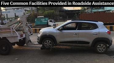 Top Five Common Facilities Provided in Roadside Assistance Services - Details