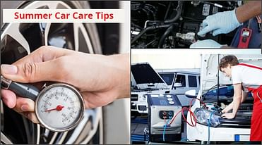 Some Useful Steps To Be Taken For Car Care In Summers
